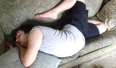 Comment dormir quand on a mal au dos