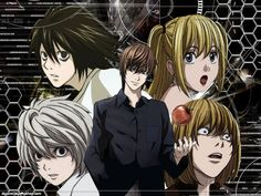 Death Note  Anbient  Death Note    Death Note Note