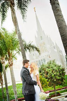 San Diego Temple Wedding Photography, LDS Weddings, San Diego Temple, Carlos Salazar Photography, Wedding Photography Los Angeles, Wedding Photography Orange County, 0030