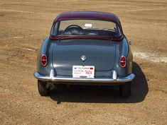 1958 Alfa Romeo Giulietta Spider Veloce • Petrolicious