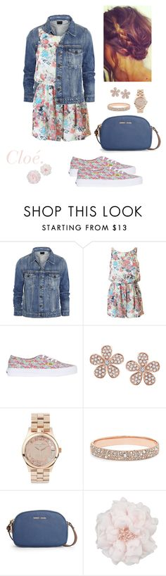 """Sans titre #92"" by cloclo3493 ❤ liked on Polyvore featuring Proenza Schouler, Vans, KC Designs, Marc by Marc Jacobs, FOSSIL, MANGO and Other"