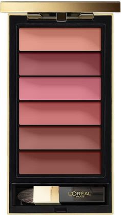 L'Oréal Paris Color Riche Lip Palette - 01 Nude Eye Makeup, Lip Palette, Nude Lip, L'oréal Paris, Makeup Brands, Loreal, Eyeshadow, Lips