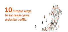 10 free tips to increase your website traffic