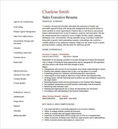 Account Executive Resume Is Like Your Weapon To Get The Job You