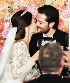 Princess Sofia and Prince Carl Philip