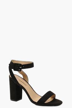 33258c550e1 Comfortable yet Chic Two part block heels  aff Block Heels