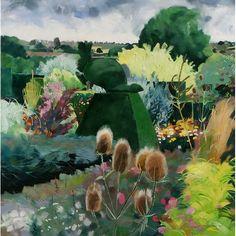 modern british painters | Louis Turpin, British Contemporary Artist