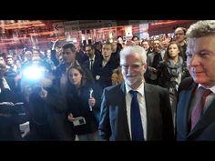 Eröffnung des U-/S-Bahn Zwischengeschoss Marienplatz - erste Eindrücke