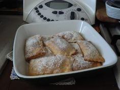 Crestine di carnevale TM31 - https://www.food4geek.it/recipe/crestine-di-carnevale-tm31/