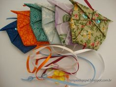 Vem da Terra: Coruja em Origami ou Orinuno