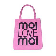 MOIMOI LOVE tote bag   MOIMOI