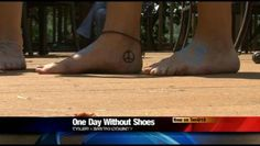 UT Tyler students join a global challenge to go barefoot for a day. It's to raise awareness about children around the world who struggle every day without this basic necessity.
