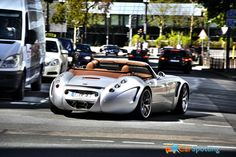 wiesmann cars   Wiesmann Mf5 Roadster vergrößern