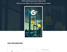 """Check out new work on my @Behance portfolio: """"Grubb, Table booking for near by restaurant & cafes"""" http://be.net/gallery/47035023/GrubbTable-booking-for-near-by-restaurant-cafes"""