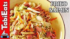 SPAM frito saimin Cozinhar Havaiano-Estilo Fried Noodles (Receita)