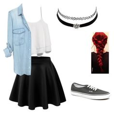Skirt with sneakers cute outfits for school teenage outfits for school, edgy school outfits, Edgy School Outfits, Cute Edgy Outfits, Really Cute Outfits, Cute Outfits For School, College Outfits, Cute Casual Outfits, Simple Outfits, Black Skirt Outfits, Casual Clothes