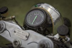 Vintage Speed - BCR Ducati 900ss Cafe Racer on