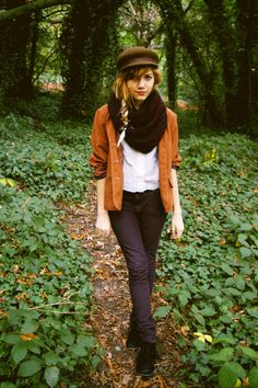 Casual chic fall