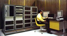 Hewlett-Packard HP 3000, 1972
