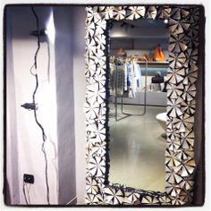 Specchio specchio...#mirror #light #fashion #519verona #verona #like #design #parentesi #flos