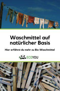 Nachhaltig waschen? Wir zeigen dir, wie einfach es geht! Klicker jetzt hier und erfahre in unserem Blog Beitrag wie du nachhaltig Wäsche waschen kannst! Tipps nachhaltiges Waschen - EcoYou Tipps Zero Waste Kleidung waschen.