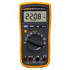 Silverline Multimètre Numérique Tester compteur AVO volts amps