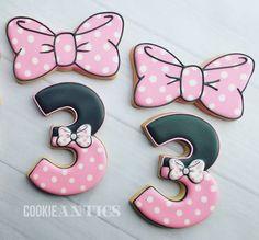 "41 Likes, 4 Comments - Cookie Antics Disney, Mickey, Minnie (@cookie_antics) on Instagram: ""Say cheers! Happiest of birthdays to the prettiest bouncy goldilocks. """