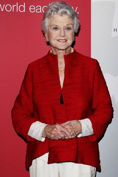 Angela Lansbury | 12 Broadway Stars Who Will Live Forever