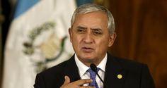 O presidente da Guatemala, Otto Pérez Molina, cedeu às pressões das ruas e renunciou ao cargo em mei...