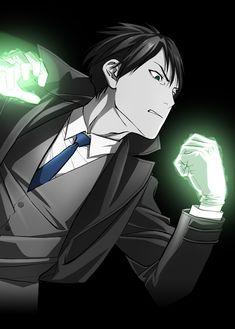 Ebisu | Noragami / Noragami Aragoto #Anime #Manga ☆Official Art from the official website.