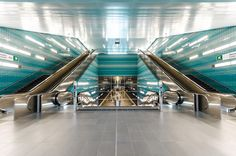Hamburg Hafencity U-Bahn Überseequartier by Philipp  on 500px