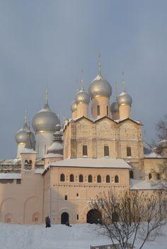 Rostov the Great Kremlin