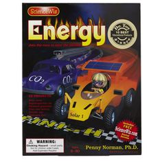 <div>It's important for kids to learn about energy and this kit is an interactive tool that will...