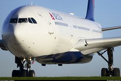 N817NW Delta Air Lines Airbus A330-323