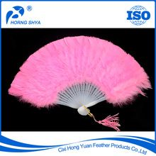 Feather Marabou Fans, Feather Marabou Fans direct from Cixi Hong Yuan Feather Products Co., Ltd. in China (Mainland)