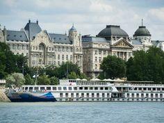 Danube River Cruise - Dertour Mozart - Vienna, Budapest