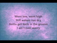Zara Larsson - Lush Life (lyrics) - YouTube