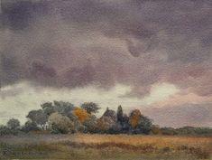 Por amor al arte: Mineke Reinders Gouache Painting, 2 Colours, Sketches, Watercolor, Drawing, Pastels, Albums, Houses, Paintings