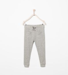 ZARA - COLLECTION SS15 - POCKET RIBBED TROUSERS