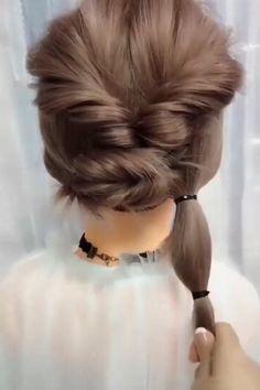 18 Quick & Heatless Hairstyles - Mel Joy