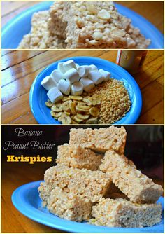 A great recipe for banana peanut butter kris pies using a surprise ingredient.