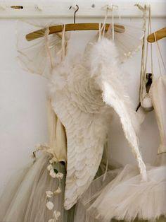 vintage angel wings - Google Search