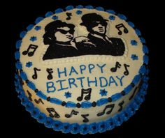 images of blues bros birthday cake' | Blues Brothers Birthday Cake - First FBCT