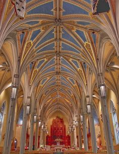 John's Cathedral, Cleveland, Ohio (photo by James Major) Cleveland Rocks, Cleveland Ohio, Cincinnati, Cleveland Heights, Cleveland Museum, Bar Lounge, Monuments, The Last Summer, Summer 2016