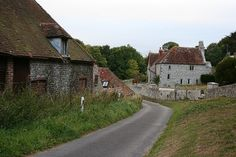 West Dean village, East Sussex