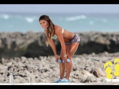 Lift your booty and tighten the backs of your thighs with this move, right from your Beach Babe DVD Series, the Bikini Booty workout!  Get your DVD HERE ~ http://beachbabedvd.com  Find Katrina's Bikini here! ~ http://shopbeachbabe.com   Pair it with the Beach Babe Edition of the Tone It Up Nutrition Plan ~ http://toneitupplan.com    Tell us how you d...