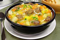 Sopa cremosa de legumes jantar terça feira