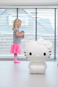 Hello Kitty lamp www.hellokittylamp.nl
