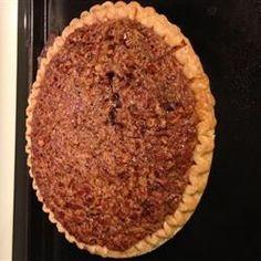 Chocolate Pecan Pie I - Allrecipes.com