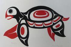 Native American Patterns, Native American Symbols, Native American Design, American Indian Art, Native American Indians, Arte Tribal, Haida Art, Inuit Art, Coastal Art